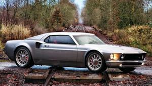 Ford Mustang Mach 40: Raketa sedící za zády řidiče. Neuvěřitelné! - anotační obrázek