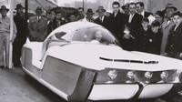 Autem na nákup i do vesmíru? Astra-Gnome byl vizí budoucnosti z roku 1956 - anotační obrázek