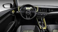 Interiér: Nová Audi A1