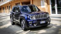 Omlazený Jeep Renegade