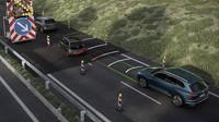 """Volkswagen Touareg a """"Asistent pro jízdu v dopravní koloně"""""""