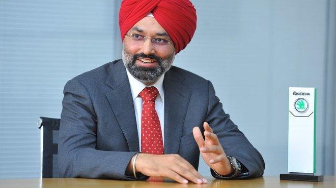 Gurpratap Boparai převzal v dubnu letošního roku vedení společnosti Skoda Auto India Private Ltd. (SAIPL)
