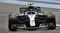 Nejvyšší rychlost v GP Francie dosáhl Bottas - 343 km/h, Vettel druhý - anotační obrázek