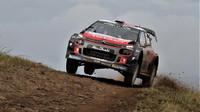 Ostberg ve Finsku pro Citroën vyrovnal letošní nejlepší umístění Breena ze Švédska