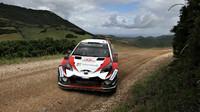 Ott Tänak slaví čtvrté vítězství ve WRC