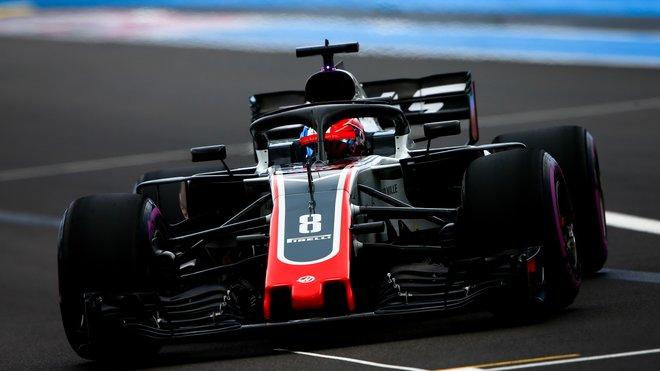 Výkony Romaina Grosjeana jsou letos velkým zklamáním, Rakouska byla zatím jediná světlá výjimka