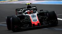 """Vozy Haas byly nejrychlejšími ze """"zbytku světa"""""""