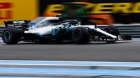 Nejrychlejší kolo ve Francii předvedl pilot Mercedesu, kterému zničil závod Vettel - anotační obrázek