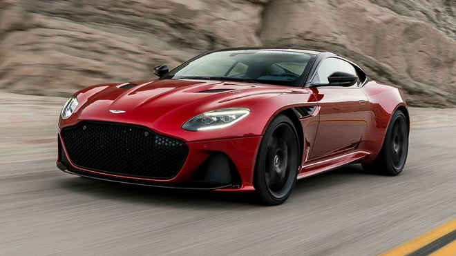 Aston Martin by mohl vstoupit do DTM (ilustrační foto)