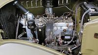 GAZ 61-73, motor GAZ-11