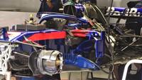 Přípravy monopostu Toro Rosso