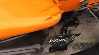 Deflektory McLarenu