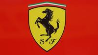 Logo Ferrari v Rakousku