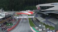 Startovní rošt v Rakousku