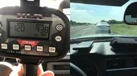 Řidič porušující předpisy předvedl nevídanou drzost