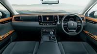 Interiér ToyotymCentury