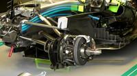 Vylepšený Mercedes W09 v Rakousku
