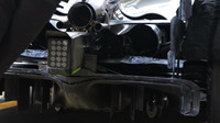 Difuzor Mercedesu W09