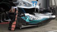 Bočnice inovovaného Mercedesu