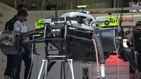 Spodní část Williamsu FW41