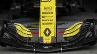 Přední křídlo Renaultu