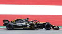 Carlos Sainz v kvalifikaci v Rakousku
