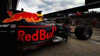 Daniel Ricciardo v kvalifikaci v Rakousku