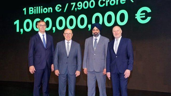 """INDIA 2.0"""": Koncern Volkswagen investuje miliardu eur do projektu vedeného společností Škoda Auto"""