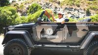 Jon Olsson se pochlubil svým brutálně upraveným kabrioletem Mercedes-Benz G500 4x4²