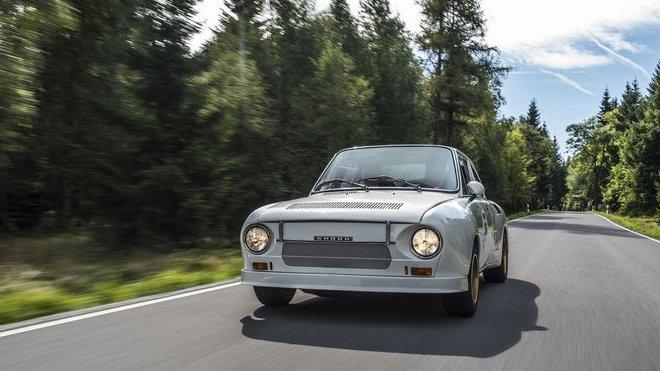 Kupé Škoda 130 RS z roku 1978 patří k legendám motoristického sportu 70.-80. let, a to nejen v kategorii do 1300 cm3.
