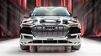 Interiér nové Audi e-tron