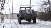 Kurogane Type 95 v Rusku