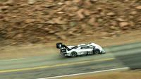 Záznam rekordní jízdy elektrického Volkswagenu I.D. R