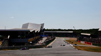Závod v Silverstone