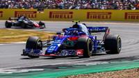 Toro Rosso letos předvádí nestabilní výkony