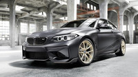 Koncept BMW M Performance Parts