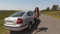 Škoda Octavia TDI druhé generace