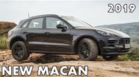 VIDEO: Porsche vyslalo nový Macan do Afriky, tohle testování prověří každou slabinu - anotační obrázek