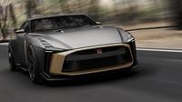 Nissan GT-R50 slaví úspěch, automobilka dokonce zvažuje produkční minisérii 50 kusů - anotační foto