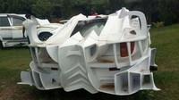 Extrémně upravená Toyota Celica