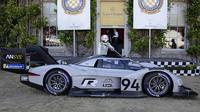 Dumas vylepšil goodwoodský rekord v kategorii elektromobilů o 3,48 sekundy