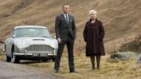 Nový vůz pro Jamese Bonda: Jaký stroj si zahraje v 25. filmu? - anotační obrázek