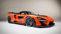 McLaren Senna - exkluzivní model společnosti Amalgam startuje na ceně okolo 181 000 korun