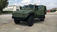 Nové taktické obranné vozidlo 4x4 Zetor GERLACH