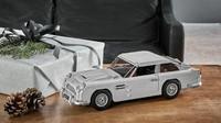 Společnost Lego představila Aston Martin DB5 inspirovaný bondovkou Goldfinger