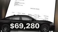 Šerif z Gwinnett County využívá k dojíždění do práce služební Dodge Charger Hellcat, který byl pořízen z peněz zabavených drogovým dealerům