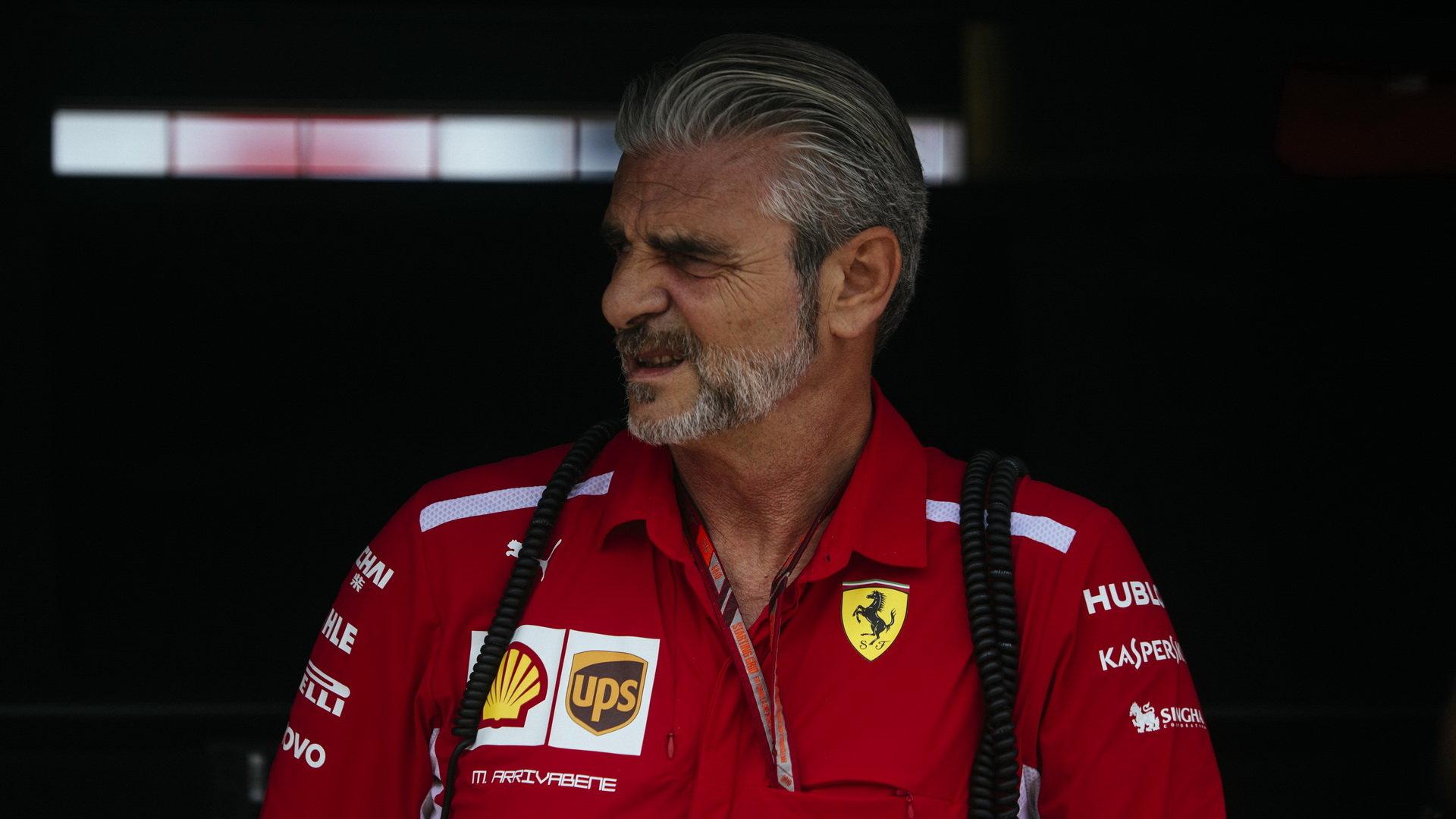 Maurizio Arrivabene čelil po sezóně 2018 velké kritice