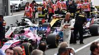 Marcus Ericsson po závodě v Německu