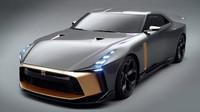 Vznik nového Nissanu GT-R50 by Italdesign