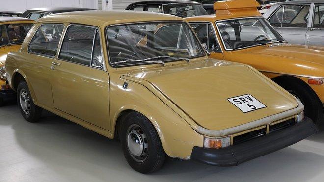 Prototyp Austin-Morris 1300 SRV5, (wikimedia.org, autor: Vauxford, Creative Commons Attribution-Share Alike 4.0 International)